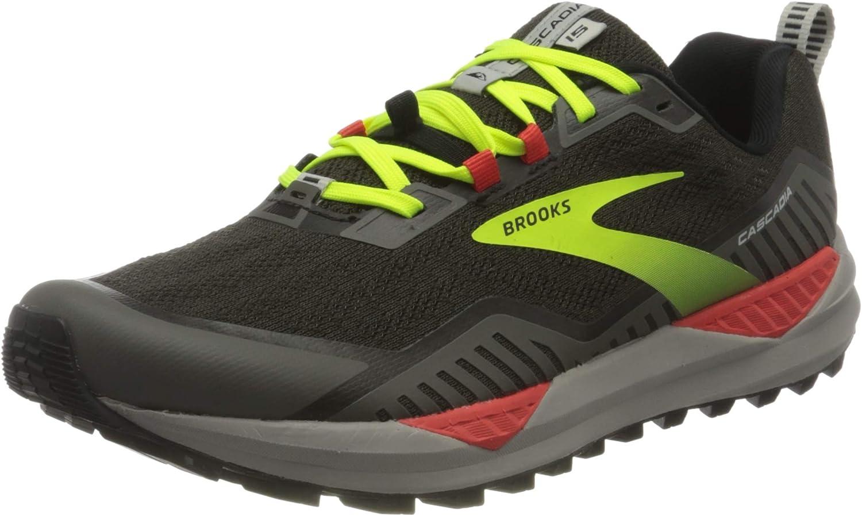 Cascadia 15 2E Width Trail Running Shoe