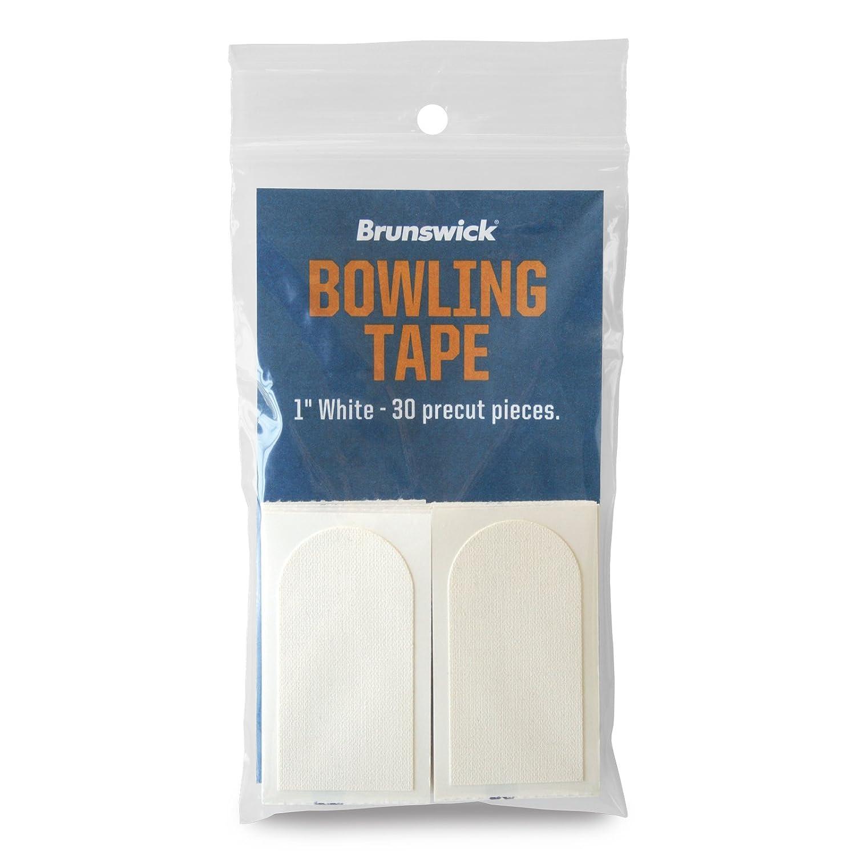 'Brunswick 3/4Blanc Bowling Tape 30Stk.–Adhésif Elysée dans un trou de pouce