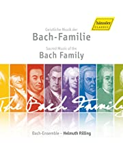 SACRED MUSIC OF THE BACH