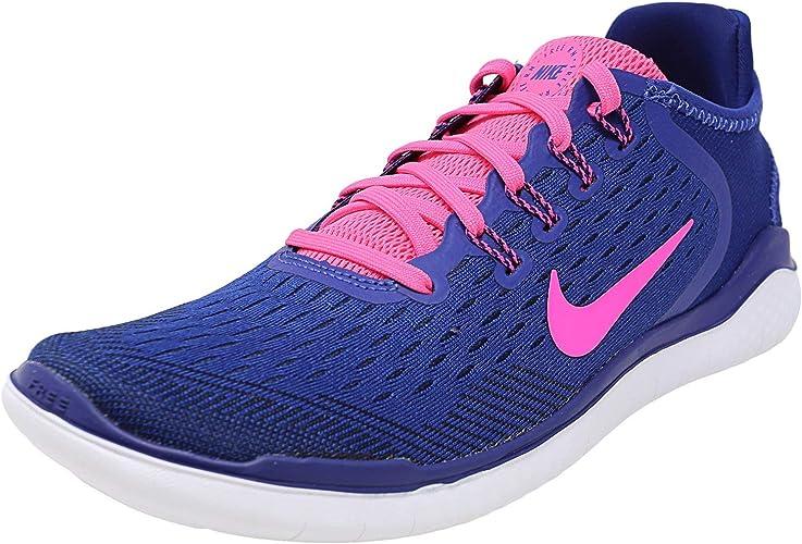 Nike Damen Laufschuh Free Run 2018, Zapatillas de Running para Mujer: Nike: Amazon.es: Zapatos y complementos