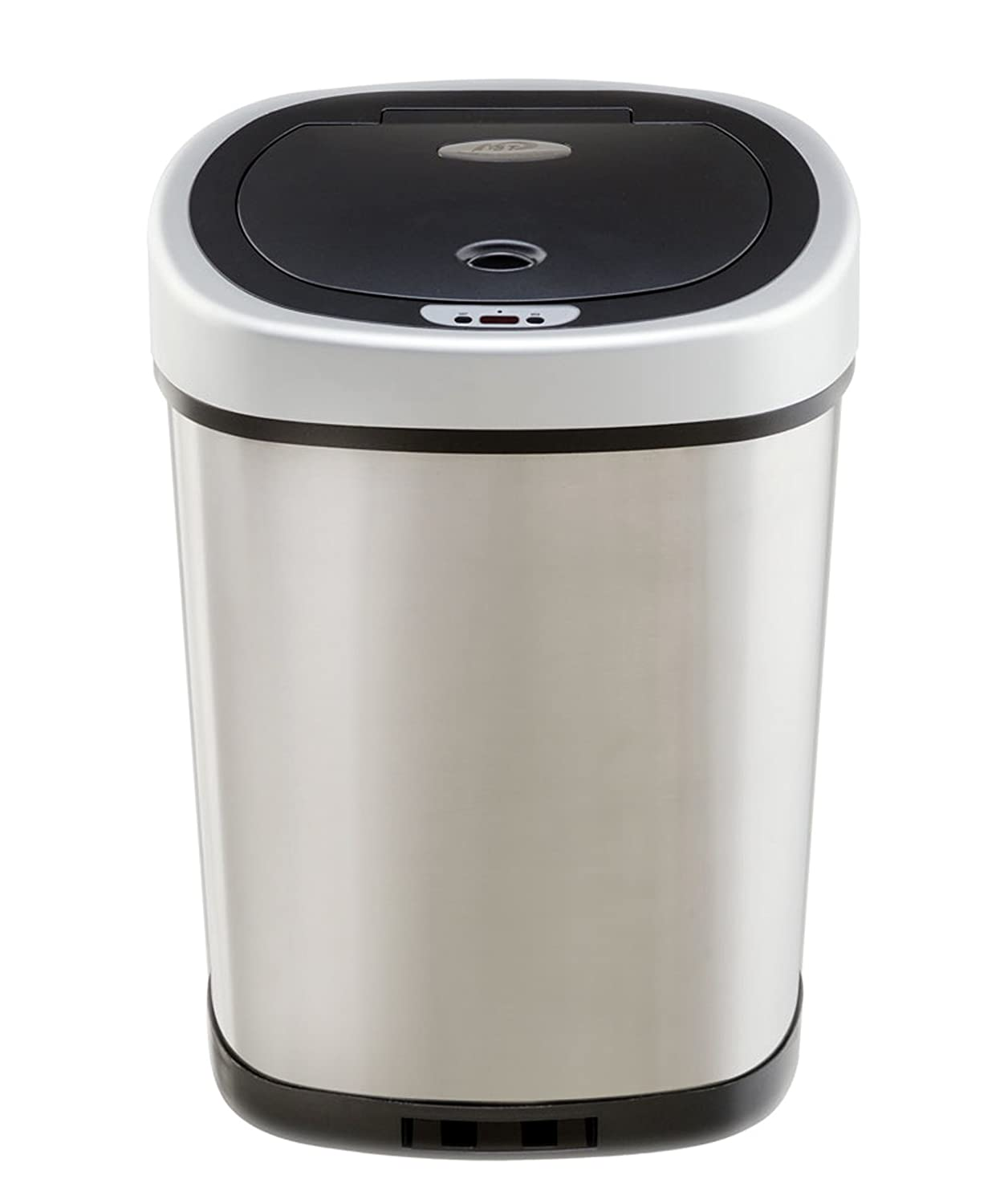 how to detect garbage bin from sensors