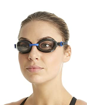 c98922444a Speedo Unisex Adult Aquapure Goggles - Grey Clear