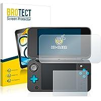 BROTECT Protector Pantalla Compatible con New Nintendo 2DS