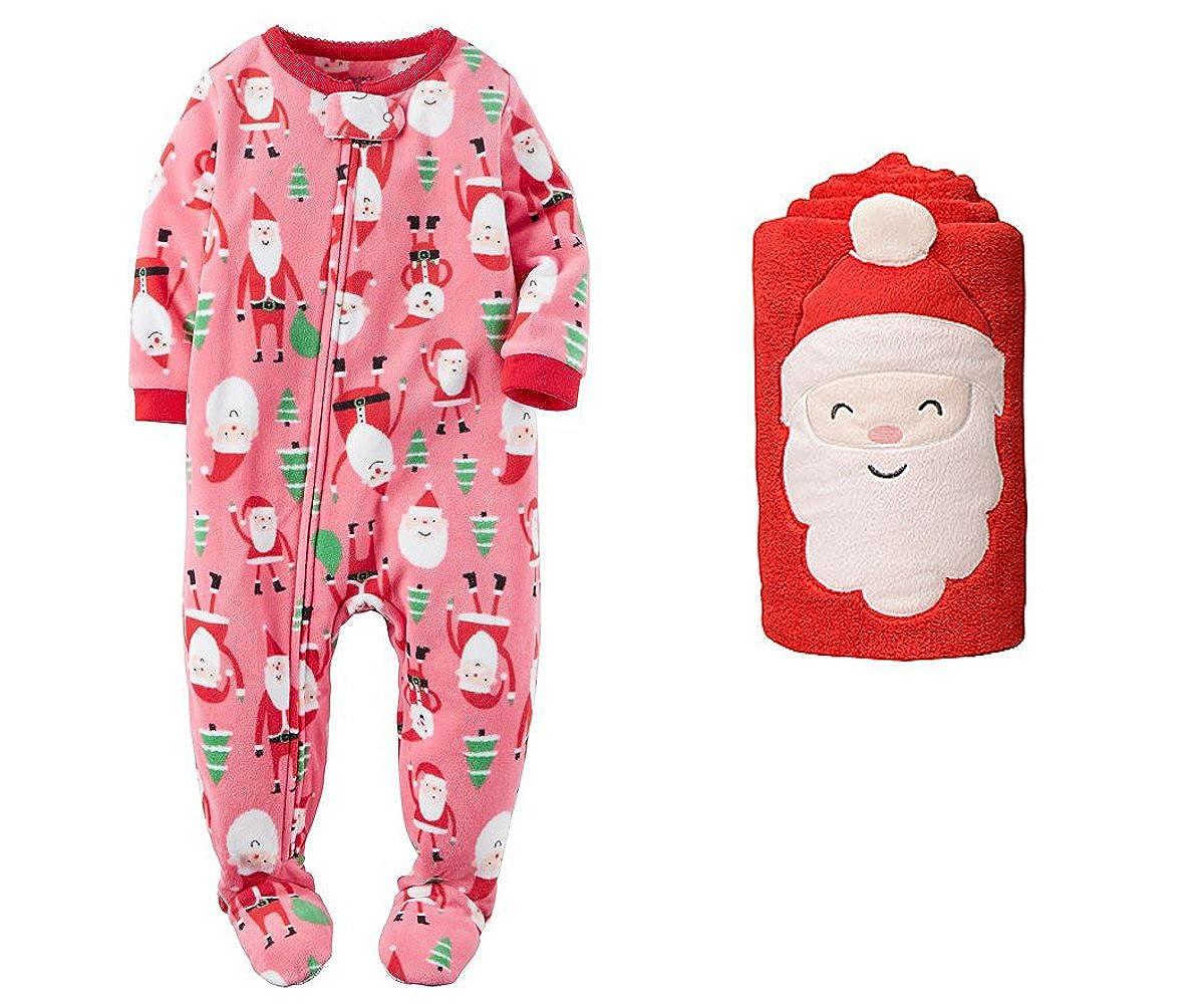 2019新作モデル Carter's SLEEPWEAR Pink ベビーガールズ 24 Months Pink Santa SLEEPWEAR Santa B01N76AH39, パーツビレッジハーテン:d8b54386 --- a0267596.xsph.ru
