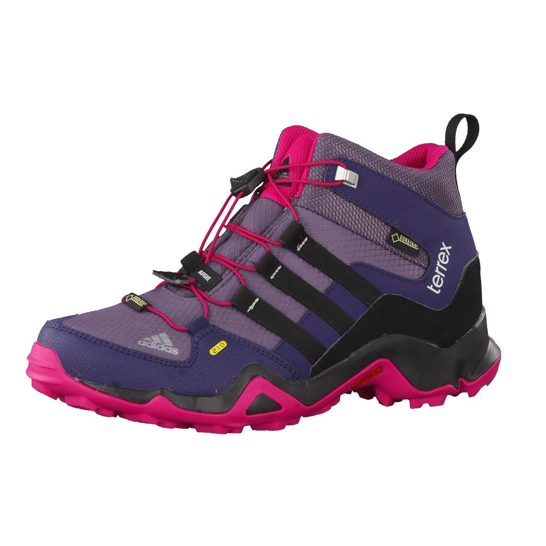 209674e3aa adidas Kids Terrex MID GTX - Ash Purple / Core Black / Bold Pink ...