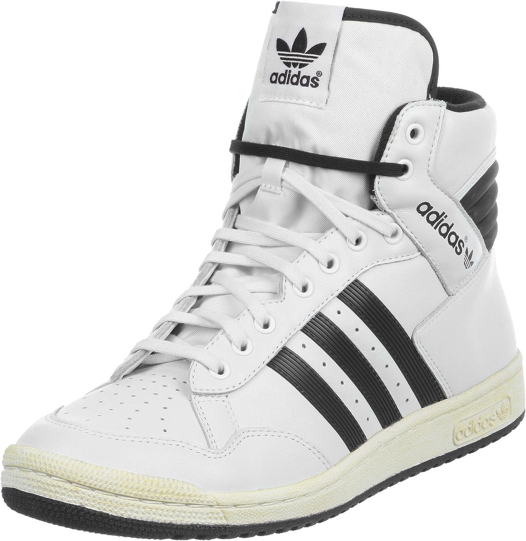 Pence lámpara Puntualidad  adidas Originals Pro Conference Hi NeoWHI/Black/Legacy D65934 Black/White  (UK9 EU 43 1/3): Amazon.co.uk: Shoes & Bags