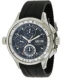 Hamilton Men's 42mm Black Silicone Band Steel Case Anti Reflective Sapphire Automatic Watch H76556331