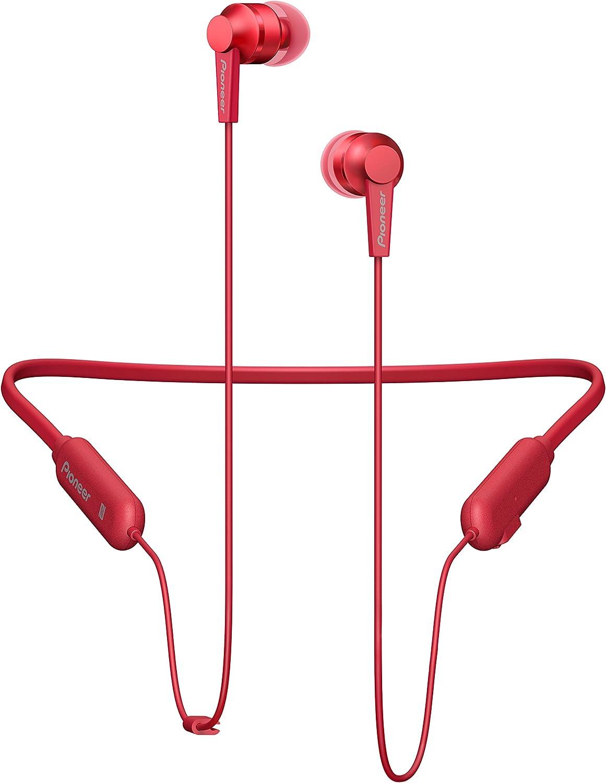 Pioneer Se C7bt Hifi In Ear Kopfhörer Rot Elektronik