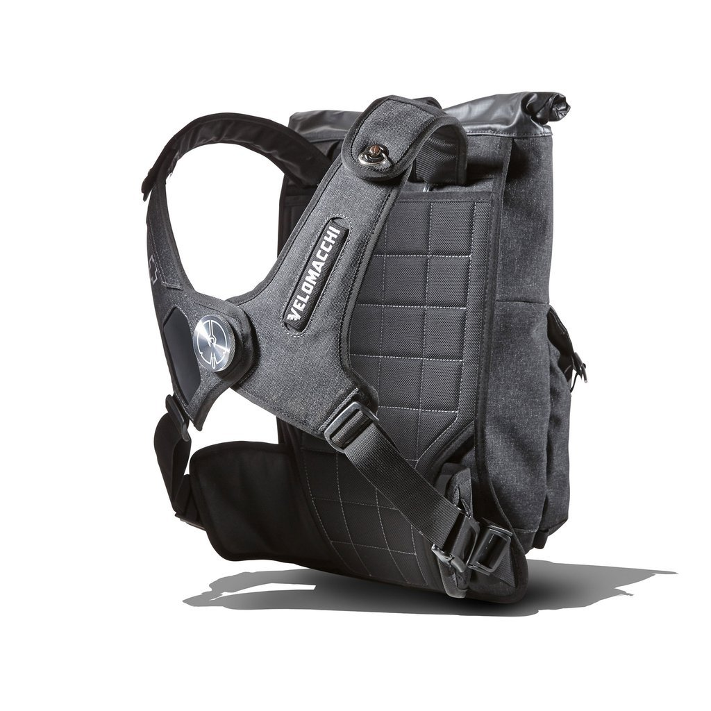 Velomacchi Roll-Top Waterproof Backpack 28 Liter