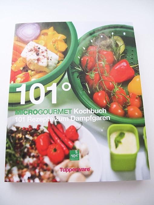 Tupperware Microondas libro de cocina verde 101 ° Micro Gourmet ...