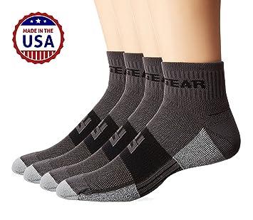 MudGear - Calcetines para trail running unisex, fabricados en EE. UU., 2 pares: Amazon.es: Deportes y aire libre