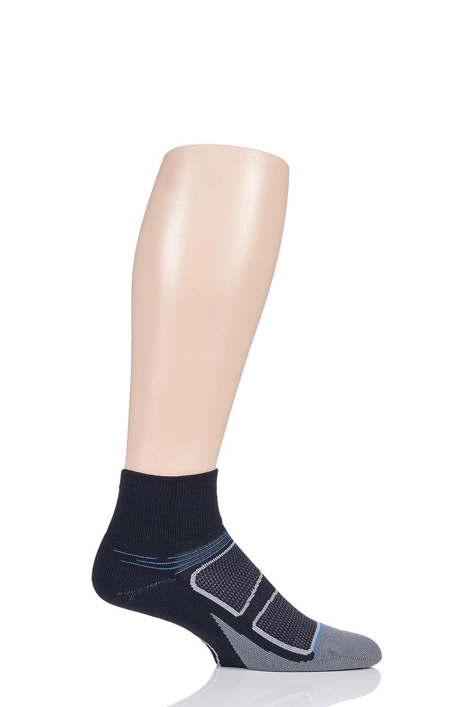 大きい割引 Feetures! SOCKSHOSIERY メンズ B011S8ANTU B011S8ANTU Black + + Brilliant Blue XL Black XL XL Black + Brilliant Blue, マンツウオンラインショップ:272c2eee --- svecha37.ru