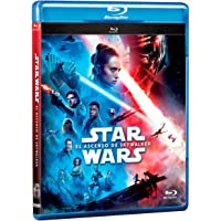 Star Wars El Ascenso de Skywalker - Blu Ray [Blu-ray]