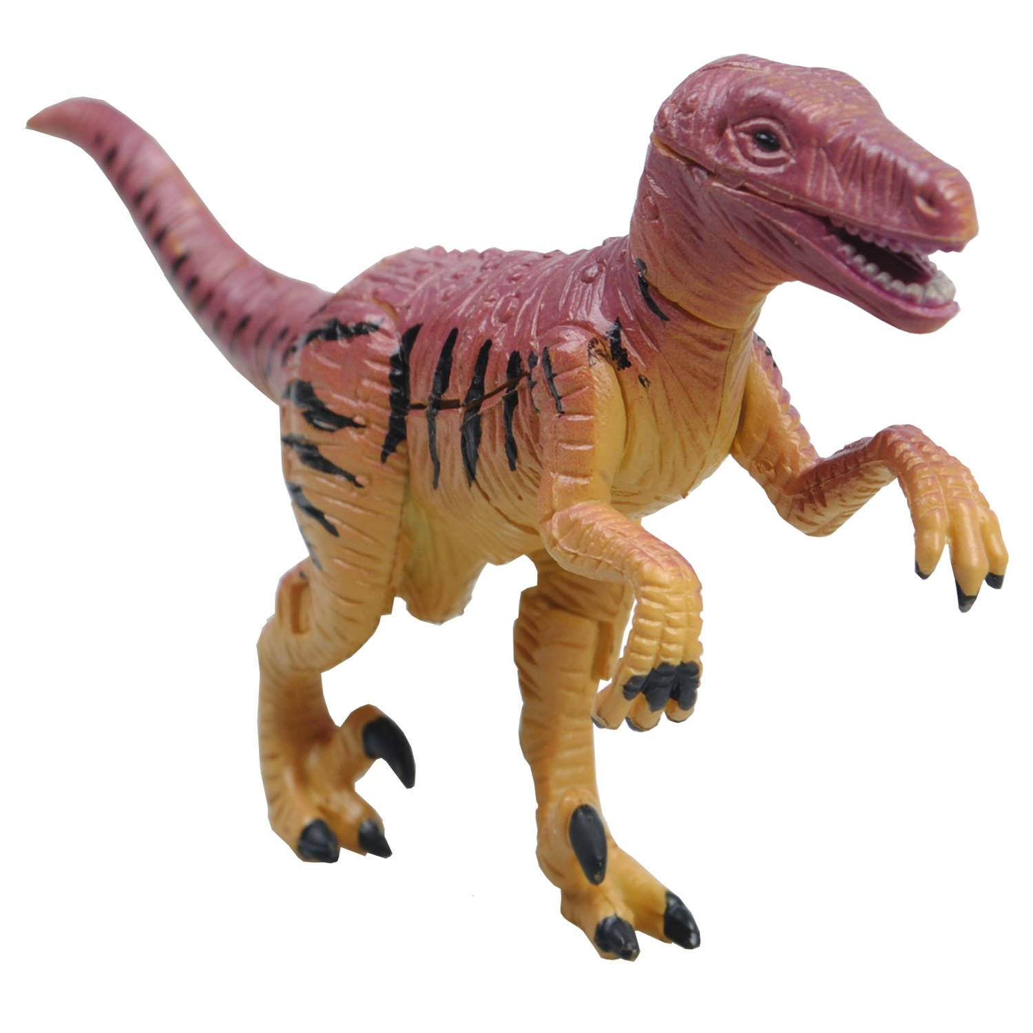 ToyJoy 3D Dino Puzzle Dinosaur 4 In e Pack Assorted