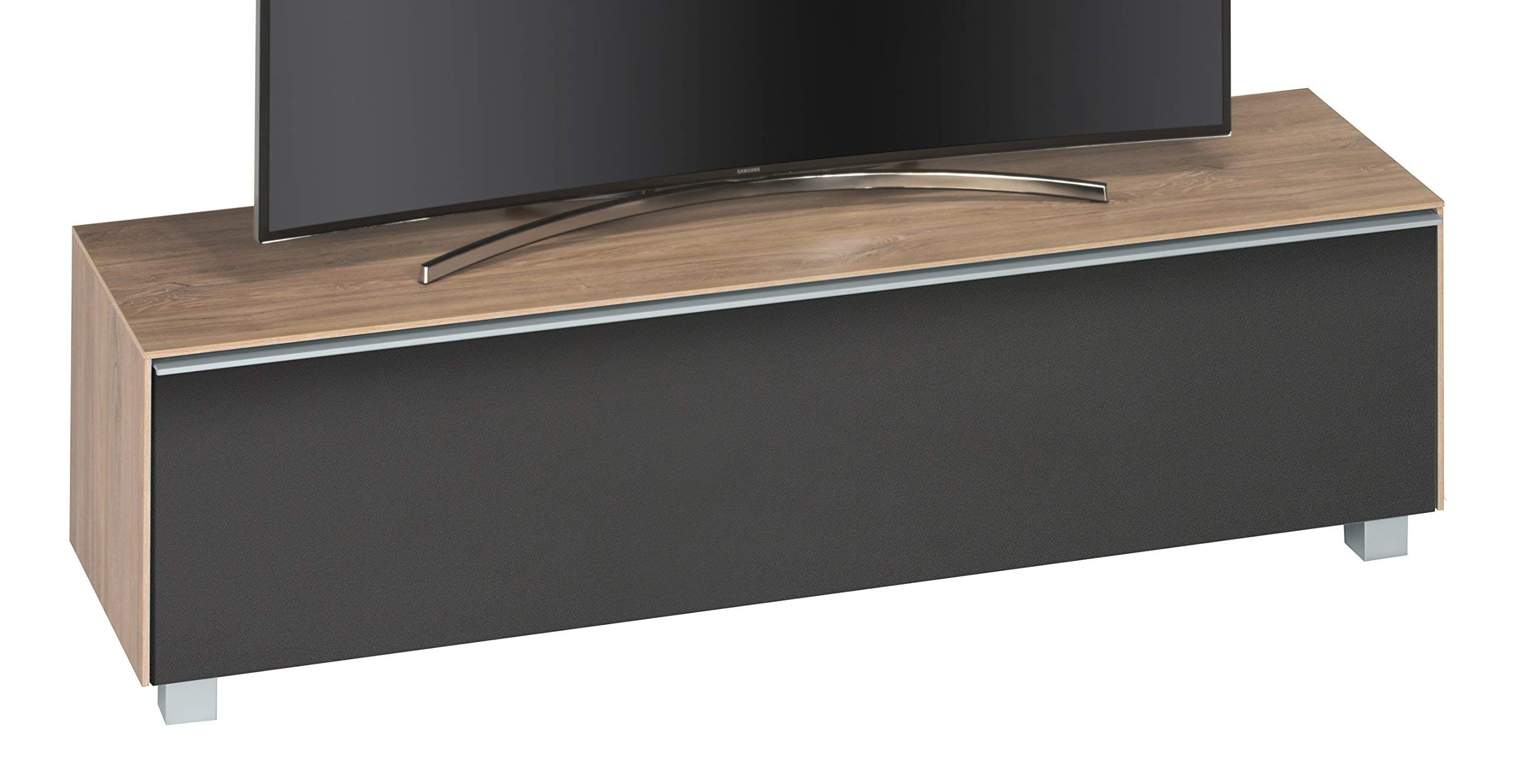 maja mobel soundconcept wood 7730 soundboard eiche hell akustikstoff schwarz abmessungen bxhxt