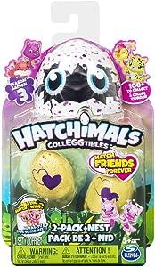 Hatchimals Colleggtibles Series 3 2 Pack & Nest