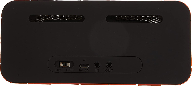 Bass Effect Audio BEAXV311 XV Wireless Portable Bluetooth Stereo Speaker Black