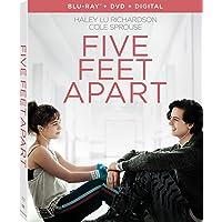 Deals on Five Feet Apart Blu-ray Digital