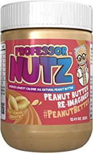Professor Nutz™ – Low Calorie NUT Butter