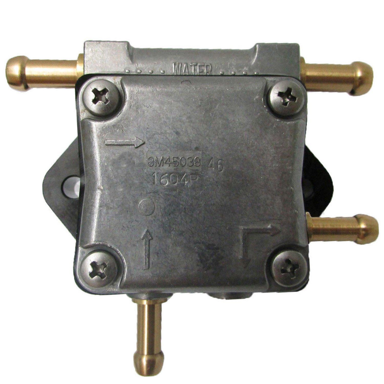 Mercury New OEM 4 Stroke 40, 50, 60hp Fuel Pump Replaces: 8M0118177,  8M0141827