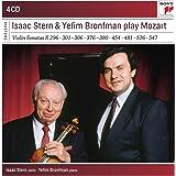 Isaac Stern And Yefim Bronfman Play Mozart Violin Sonatas