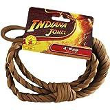 4' Indiana Jones Whip - Halloween Costume Accessory