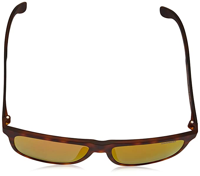 727bfa11491027 Carrera Unisex-Adult s 5003 ST VQ Sunglasses, Havana, 57  Amazon.co.uk   Clothing