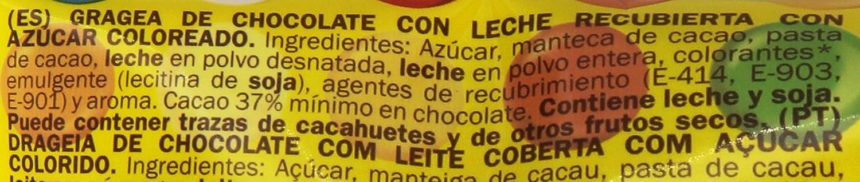 Lacasitos - Gragea de chocolate con leche - 65 g: Amazon.es: Alimentación y bebidas