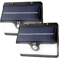 2-Pack Lighting Ever 30 LED Solar Motion Sensor Lights