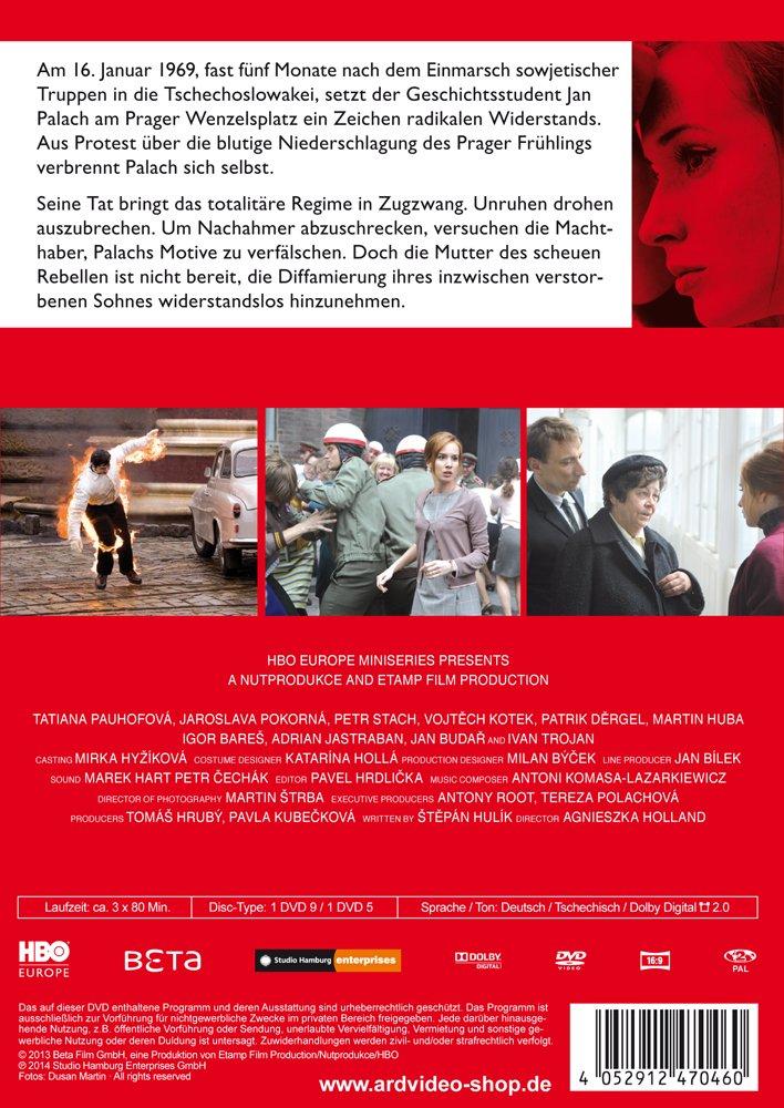 Burning Bush Die Helden Von Prag Hbo 2 Dvds Amazonde