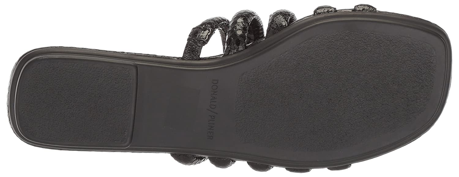 Donald J Pliner Women's Kip Slide US|Black Sandal B0756CLWBD 8 B(M) US|Black Slide 1a59ca