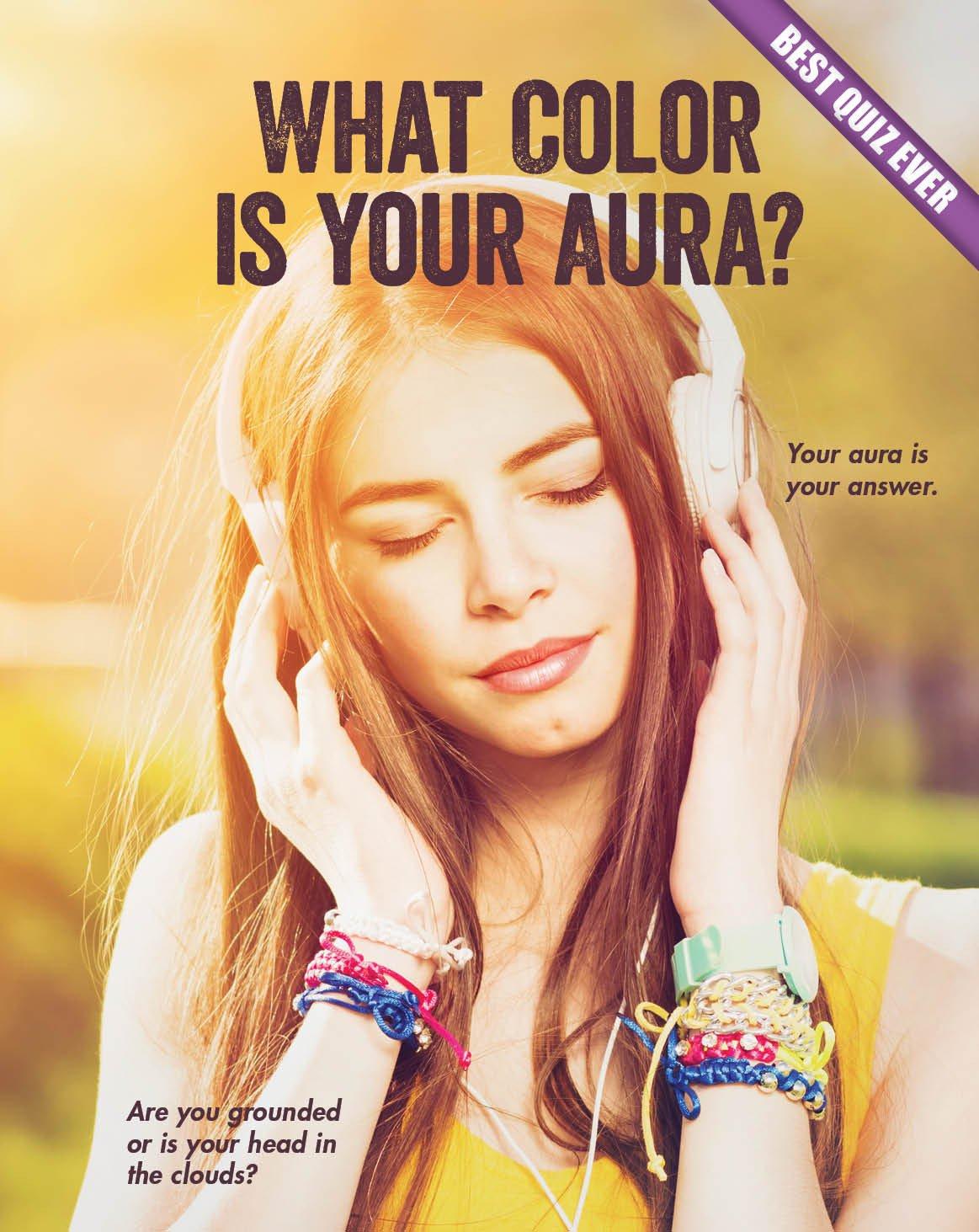 Amazon com: What Color is Your Aura? (Best Quiz Ever) eBook