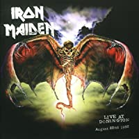 Iron Maiden - Live At Donington, August 22nd 1992 (Remastered)