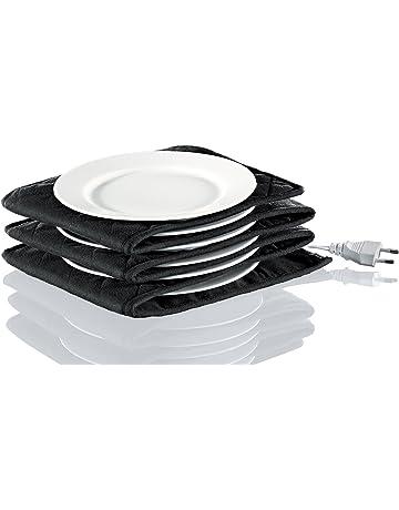 Amazon.es: Bandeja calienta platos: Hogar y cocina