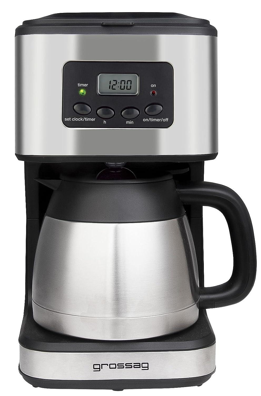 Grossag KA 47.17 Cafetera Eléctrica, 1, 2 L, 900 W: Amazon ...