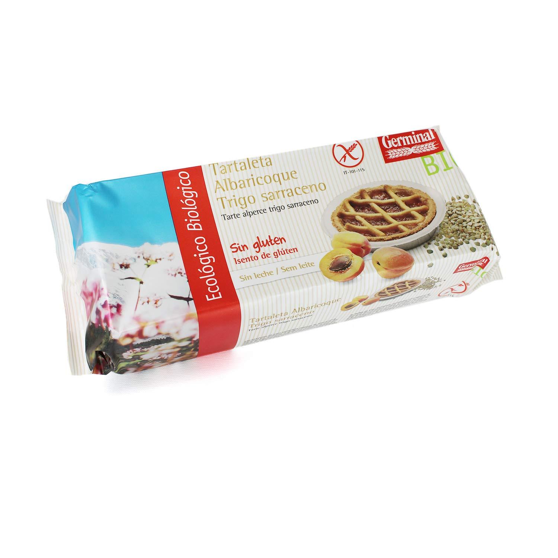 Tartaleta de albaricoque y trigo sarraceno sin gluten BIO ...
