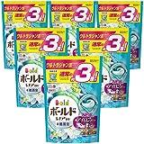 Bold 洗衣液 凝胶圆珠3D 清爽的高级洁净香气 52個×6 6