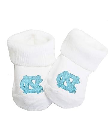 d986d08f75d Future Tailgater North Carolina UNC Tar Heels Baby Toe Booties