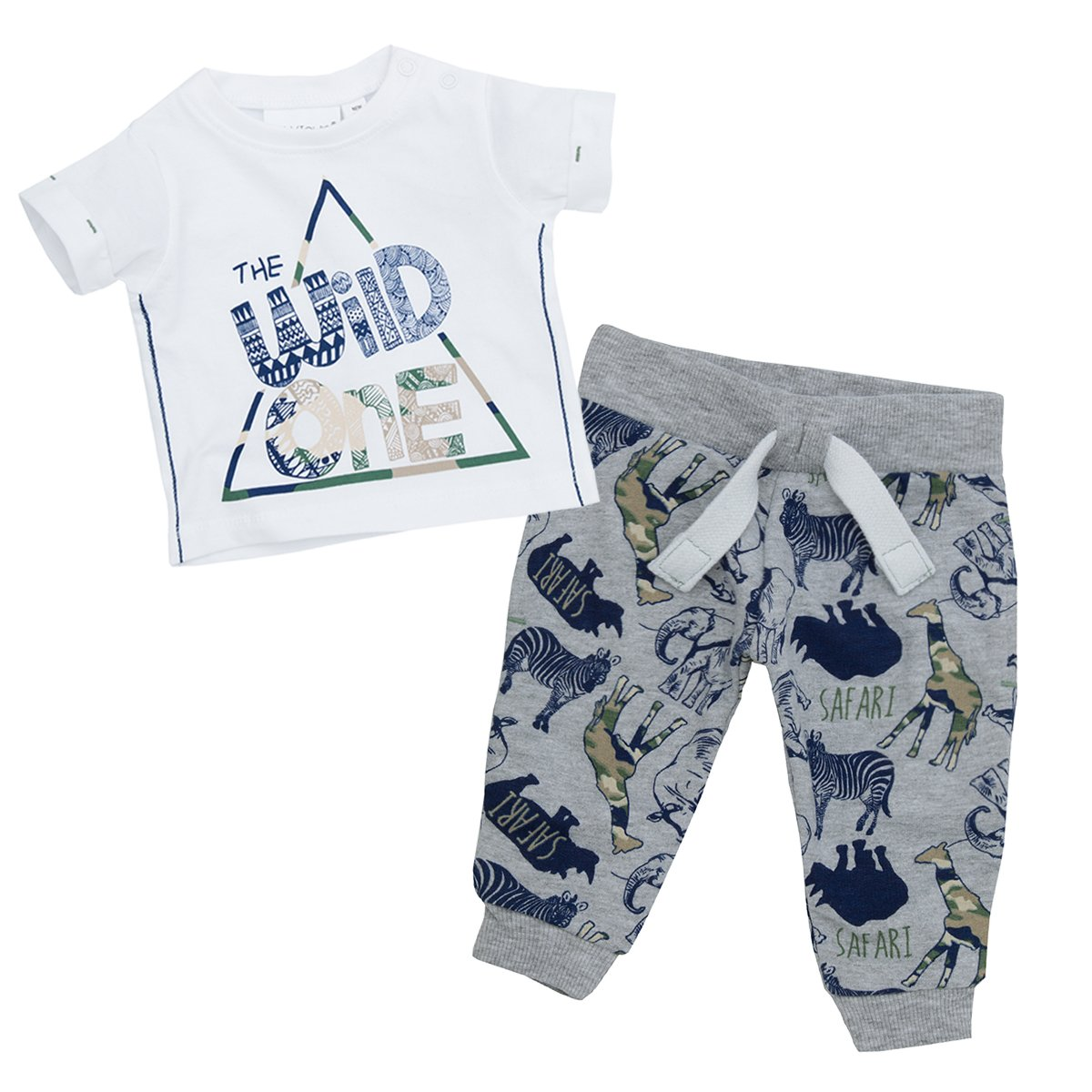 12-18 month, White 0.5-3 year HEHEM 2PC Toddler Kids Baby Boy Letter Printed T shirt Tops+Striped Shorts Outfits Baby Boys Summer Clothes