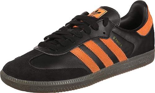 0ceb3a981 adidas Samba OG Shoes core Black/red: Amazon.co.uk: Shoes & Bags