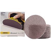 Mirka ABRANET ACE AH23202560 slijpschijven, 125 mm, korrel P60, 25 stuks