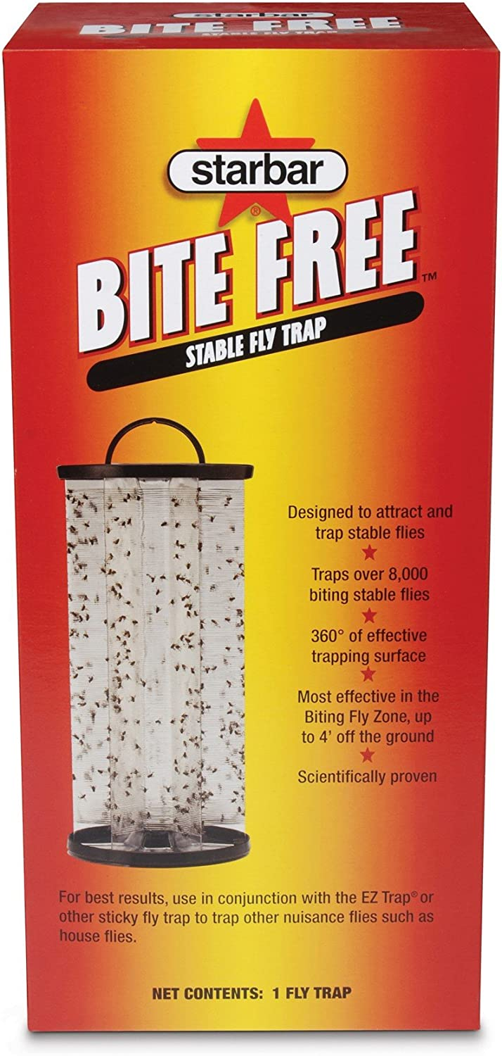 Farnam Home and Garden 3005363 Starbar Bite Free Stable Fly Trap Standard