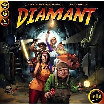 Mancalamar - Diamante, DMNT: Amazon.es: Juguetes y juegos