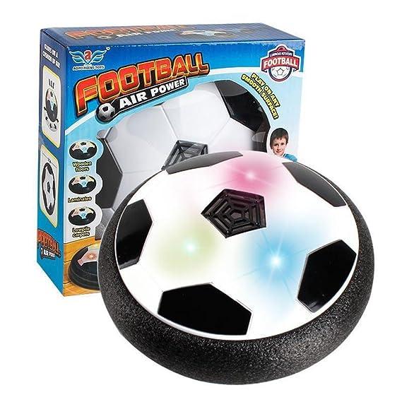 Air Power Soccer Disk Fútbol y tgy la impresionante Hover con ...