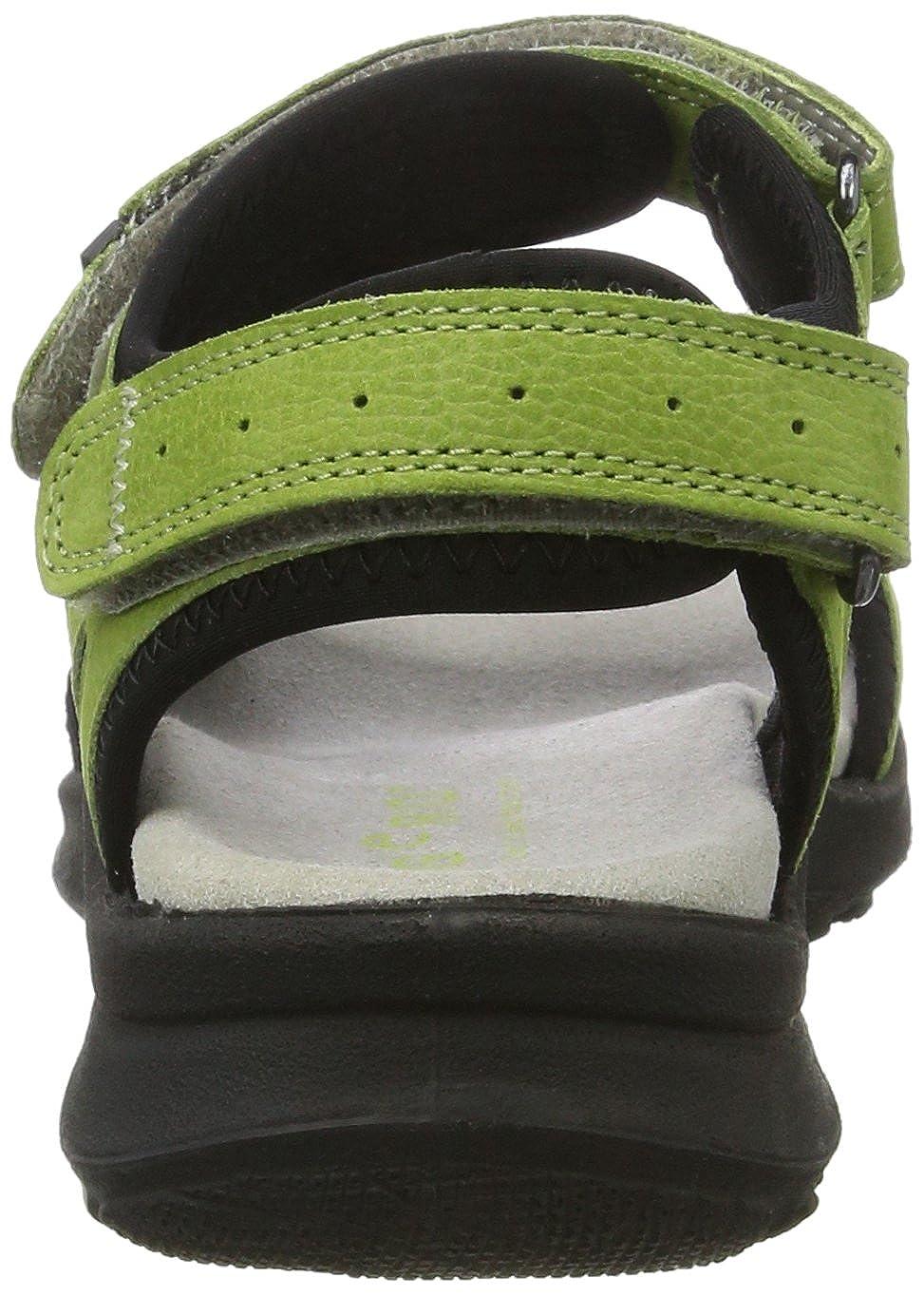 Legero Damen Siris Damen Legero Offene Sandalen mit Keilabsatz 74a5c7