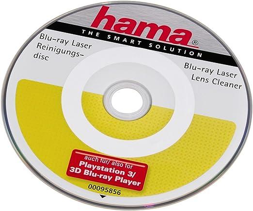 Hama Blu Ray Laser Lens Cleaner Computer Zubehör