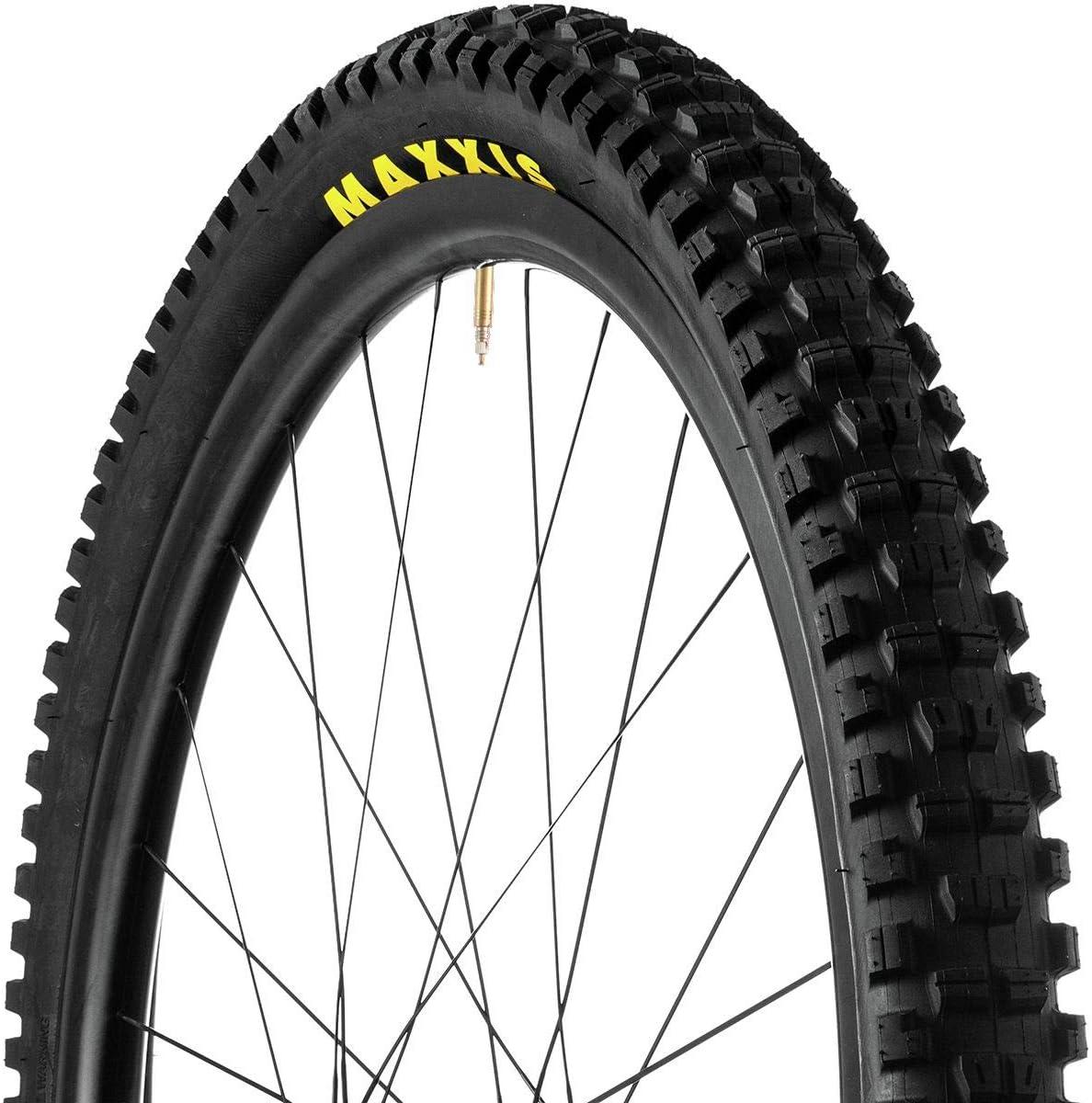 Maxxis Minion DHRdh Folding 3c Maxx Grip Tr Tyre - Black, 29 x 2.50-Inch