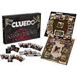 Cluedo Game of Thrones Edition Board Game