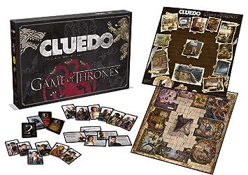 Winning Move Cluedo Mystery - Juego de Tronos, [Inglés ]