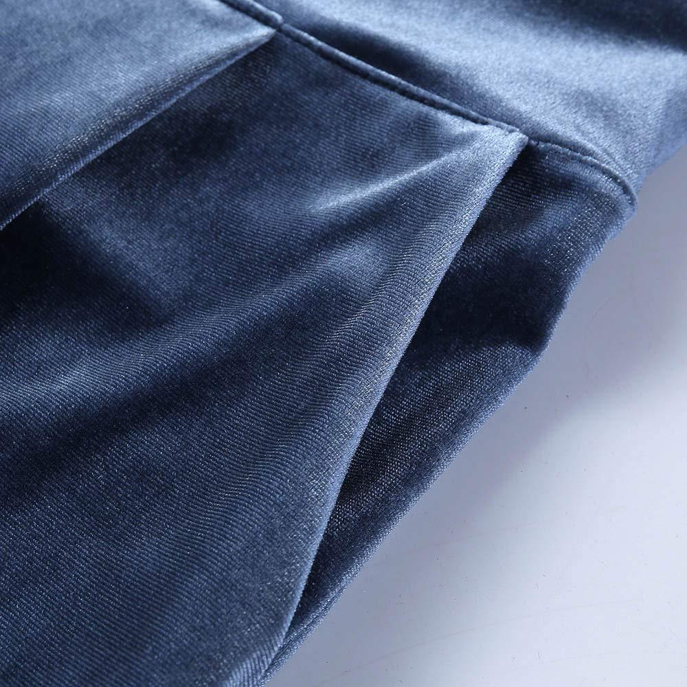 Pantalones Rectos Largo para Mujer Invierno Oto ñ o Tallas Grandes PAOLIAN  Pantal ó n de ... eb4b6f44ba1a